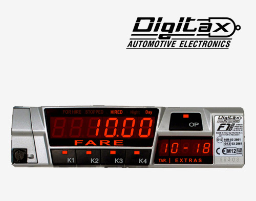 Digitax - F1 Plus Taximeter
