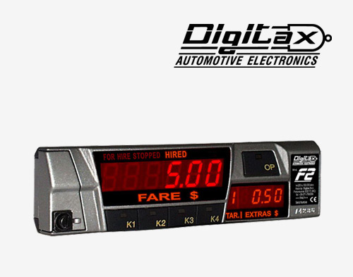 Digitax - F2 Taximeter