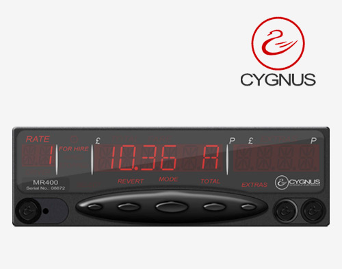 CYGNUS - MR400 Taximeter